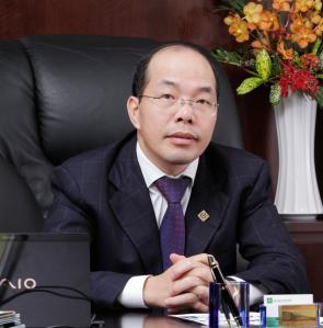 Ông Trịnh Văn Tuấn - TGĐ Ngân hàng Phương Đông