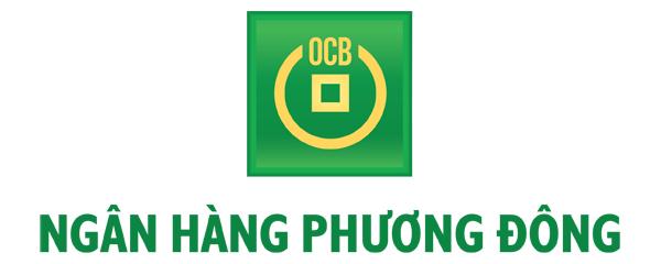 Logo Ngân hàng Phương Đông (Logo Đứng)